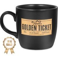 Mabbels Willy Wonka Altın Bilet Mug