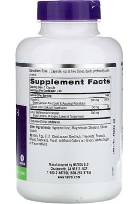 Natrol Bağışıklık Sistemi Kuvvetlendirici ( Easy-C ) 240 Tablet