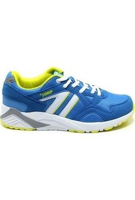 Jump 12823 Mavi Bayan Spor Ayakkabı