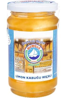 Rumeli Pastanesi Limon Kabuğu Reçeli 380 gr