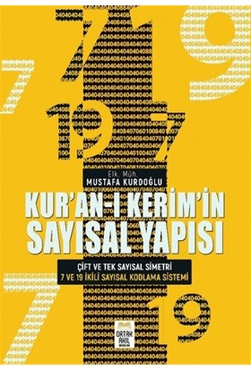 Kur'an-I Kerim'in Sayısal Yapısı - Mustafa Kurdoğlu