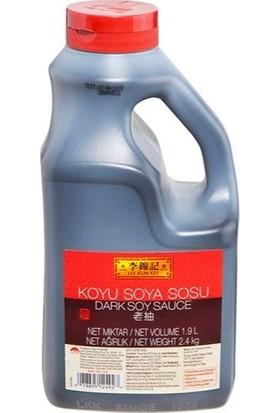 Lee Kum Kee Soya Sosu Premium Dark 2.400 gr