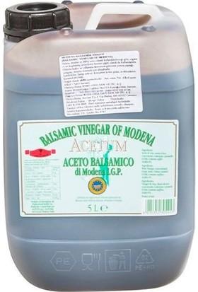 Acetum Balsamik Sirke Modena 5 lt