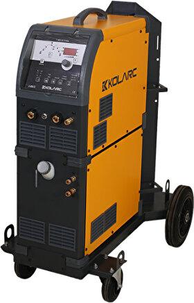 Kolarc T 400 Dc W Pulse Tıg ve Örtülü Elektrod (Mma) Kaynak Makinası