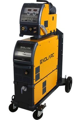 Kolarc M 400 W Pulse Rapid Gazaltı (Mıg), Örtülü Elektrod (Mma) ve Tıg Kaynak Makinası
