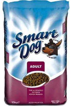 Smart Dog Biftek Yetişkin Köpek Maması 15 kg