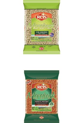 Reis Gönen Baldo Pirinç,kuru Fasulye,nohut,yeşil Mercimek,kırmızı Mercimek,bulgur 6X1KG