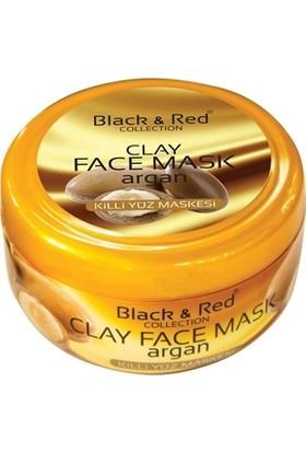 Black & Red Killi Yüz Maskesi Argan 400 gr