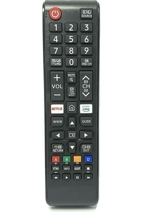 Samsung 55Q60T Smart 4K LED Tv Kumandası Netflix
