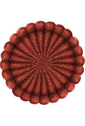 Togo Granit Döküm Tart Kalıbı Turta Kek Kalıbı 26 cm. Kırmızı Tart 915