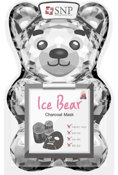 Snp Ice Bear Charcoal Maske 33 ml