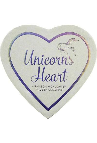 I Heart Revolution Unicorns Heart Highlighter Allık