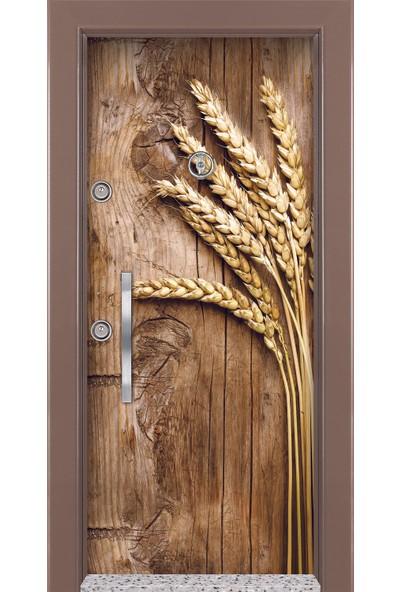 MN-1614 Lux High Gloss Çelik Kapı