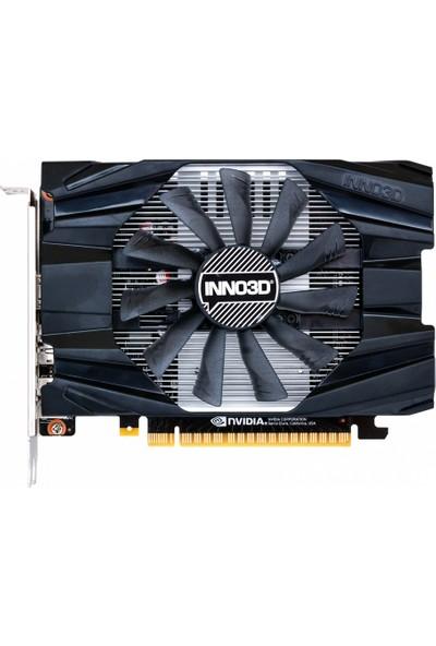 Inno3D GeForce GTX 1650 Compact OC 4GB 128Bit GDDR6 PCI-Express 3.0 Ekran Kartı (N16501-04D6-1177VA19)
