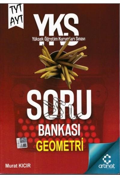 Artınet YKS TYT-AYT Geometri Soru Bankası - Murat Kıcır