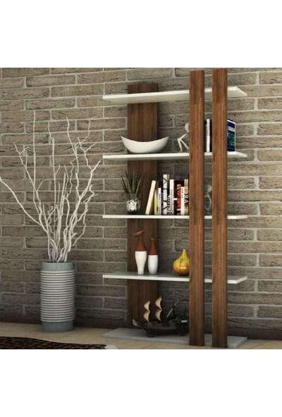 Mozide Moderno Tasarım Kitaplık