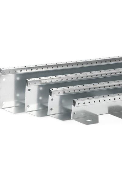 Ekoplas Çim Sınırlayıcı LED Takılabilir 7.5 cm Daire Desenli Düz Yapıda 12 mt