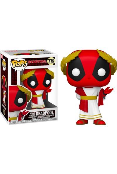 Funko Pop Deadpool 30. Yıl Özel Serisi Romalı Senatör Deadpool Figür