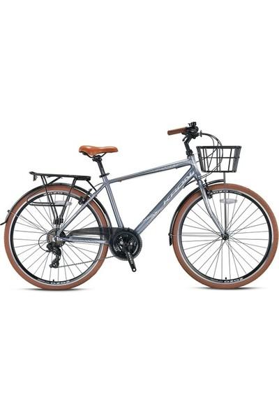 Mosso Legarda 28 2121 V 56 Şehir Bisikleti SIYAH-KIRMIZI-100523