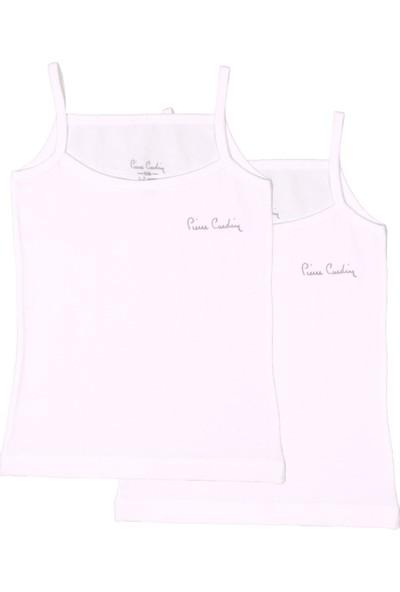Pierre Cardin Kız Çocuk Likralı Atlet 301975