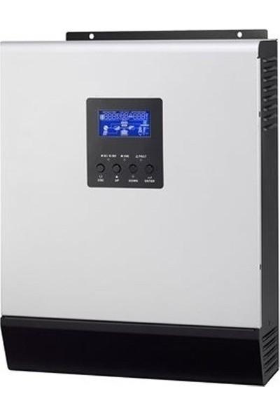 Lexron 5 Kw 5000 Watt 48V Tam Sinüs Akıllı Inverter