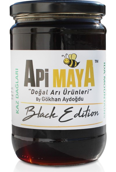 Black Edition - Kaz Dağları Siyah Bal 850 gr
