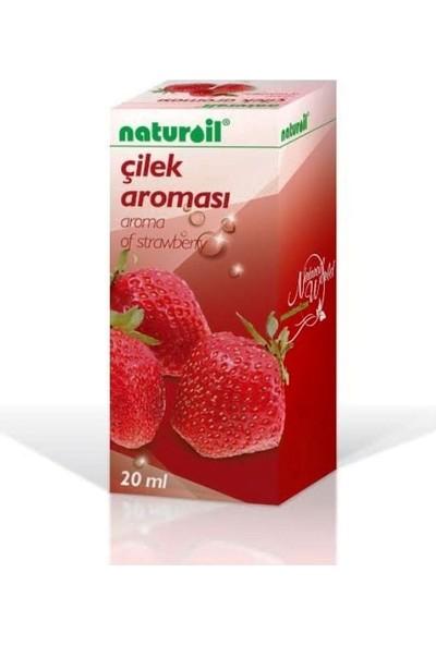Naturoil Çilek Aroması 20 ml