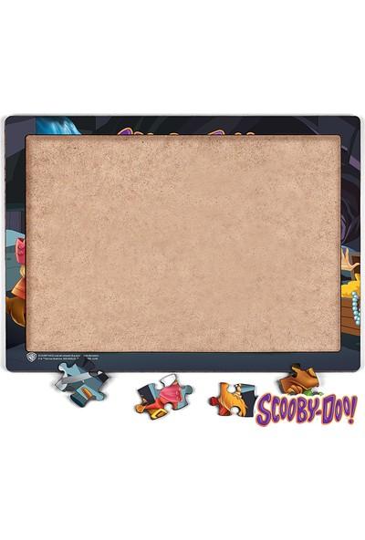 King Of Puzzle Scooby Doo - Pirate Ahşap Puzzle 54 Parça