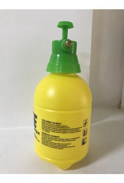 Efe 2 Litrelik Mekanik Basınçlı Özellikli Sarı Pompa