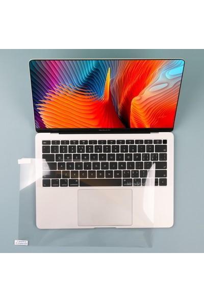 MacBook Pro Touchbar 15INC Ekran Koruyucu A1707 A1990 Tpu Ekran Koruyucu 0.4mm Kalınlık