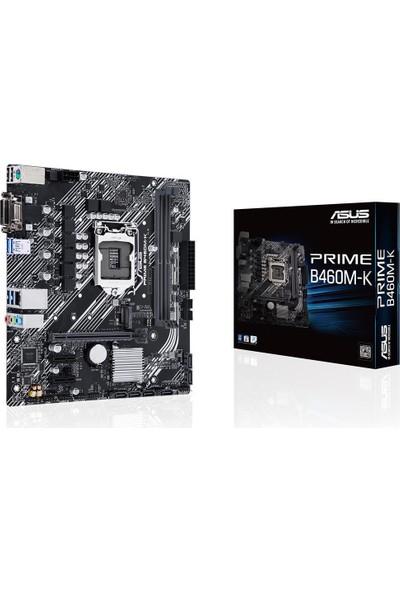 "Zetta Intel Core i5 10600K 32GB 1TB + 256GB SSD GT1030 Windows 10 Pro 21.5"" Monitör Masaüstü Bilgisayar"