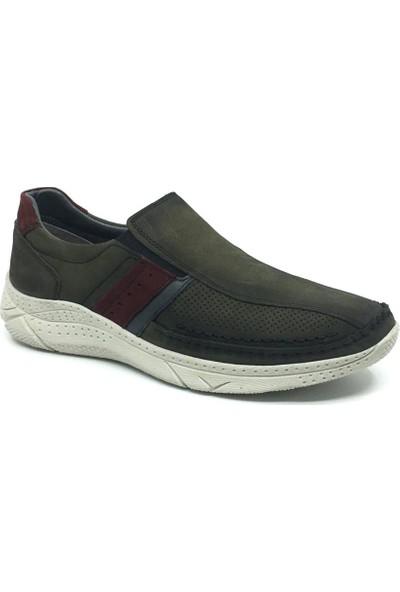 Luis Figo Deri Erkek Yazlık Rahat Günlük Spor Ayakkabı 39-48