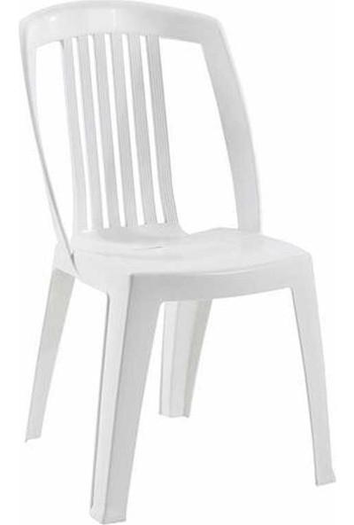 Papatya Favori Sandalye Beyaz