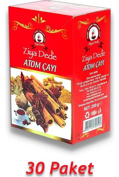 Ziya Dede Atom Çayı Doğal Lezzet 200 gr 30 Paket