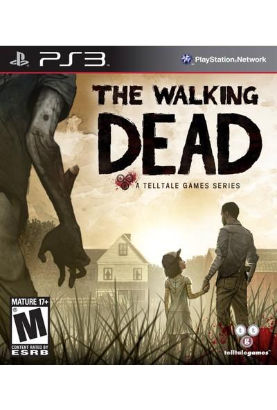 The Walking Dead A Telltale Games Series Ikinci El Ps3 Oyun