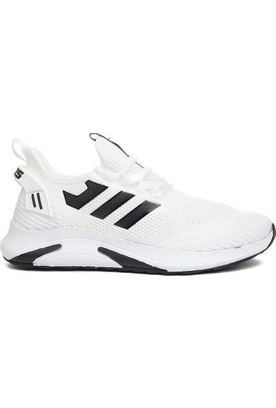 Axis Garajmen Beyaz/siyah Comfort Yürüyüş Erkek Ayakkabı