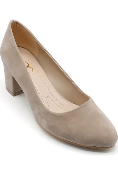 Ceylanlar Selsan Cyl Oval Burun Klasik Kadın Ayakkabı 5 cm