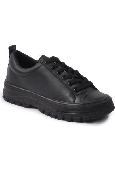 Park Moda K10 Siyah Kadın Spor Ayakkabı