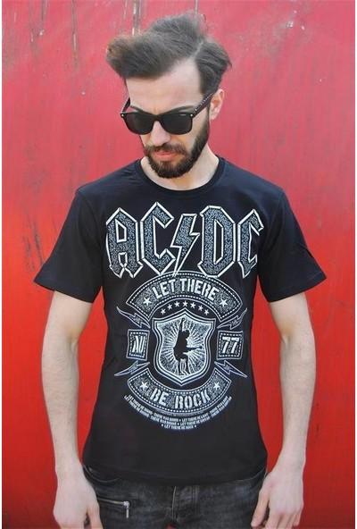 Ac/dc Tişört-Let There Be Rock
