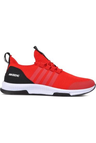Awidox AWD053 Kırmızı Erkek Spor Ayakkabı
