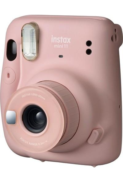Fujifilm Instax Mini 11 Pembe Fotoğraf Makinesi Seti 3