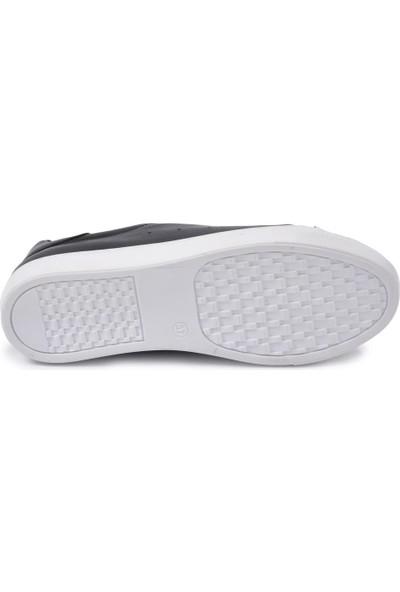 Park Fancy 7duz Siyah-Beyaz Kadın Spor Ayakkabı