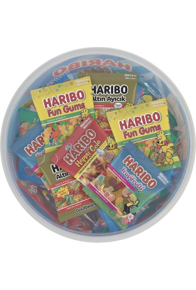 Haribo Minis 10 G x 100 Adet