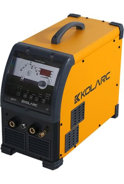 Kolarc T 270 Dc Pulse Tıg ve Örtülü Elektrod (Mma) Kaynak Makinası