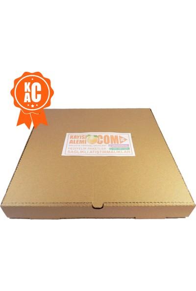 Kayısı Alemi Kalpli Lüks Kuru Kayısı Paketi 1 kg