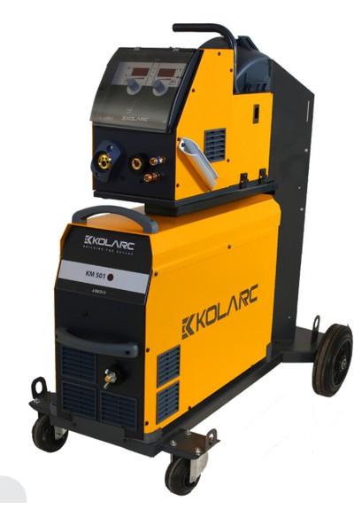Kolarc Km 501 Basic Gazaltı (Mıg), Örtülü Elektrod (Mma) ve Tıg Kaynak Makinası