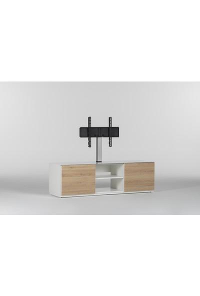 Sonorous Tra 1150 Gwht Loak LCD & LED Televiyon Sehpası