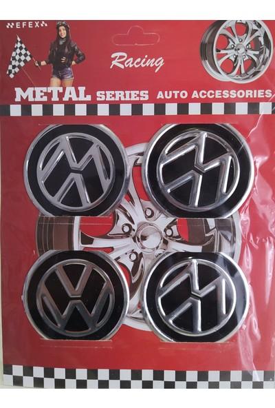 Birkan Jant Sticker Kabartmalı Volkswagen