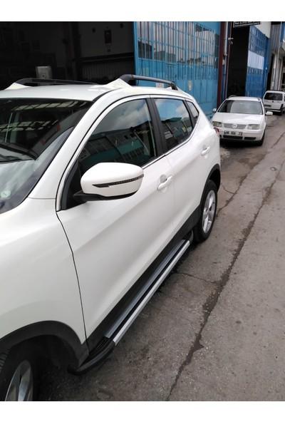 Yavuz Otomotiv Nissan Qashqai Alüminyum Meriç Yan Basamak