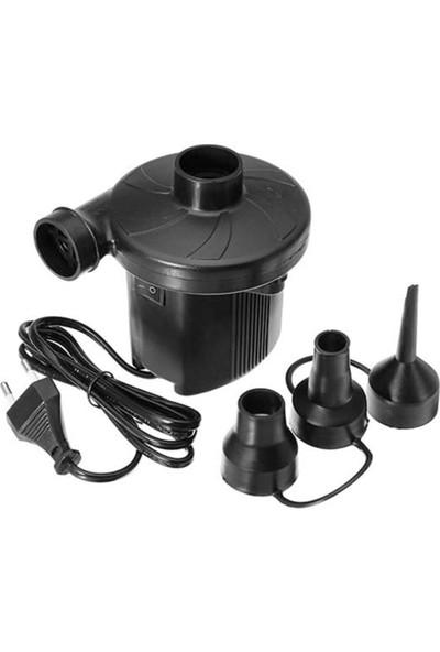 Toyshome SS21-317 Elektrikli Şişme Yatak&havuz Şişirme Pompası